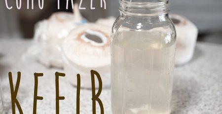 Como Fazer e Preparar o Kefir