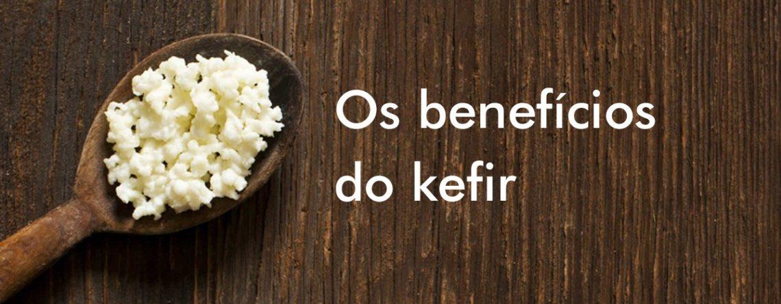 Beneficios do Kefir