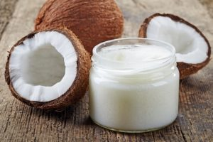 kefir com leite de coco