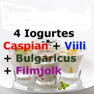 Caspian Viili Bulgaricus Filmjolk Comprar
